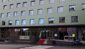 Nytt hotell i Solheimsviken