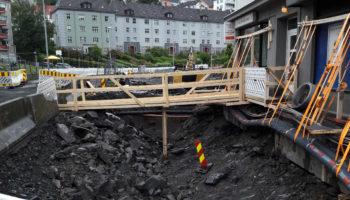 Åpning av Ibsens gate utsatt igjen, åpner først «høsten 2020»