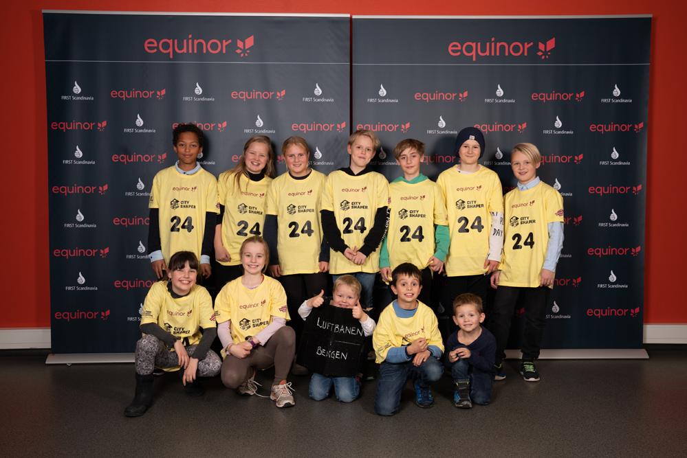 Årstad-talenter vant gullmedalje i teknologi- og kunnskapskonkurranse