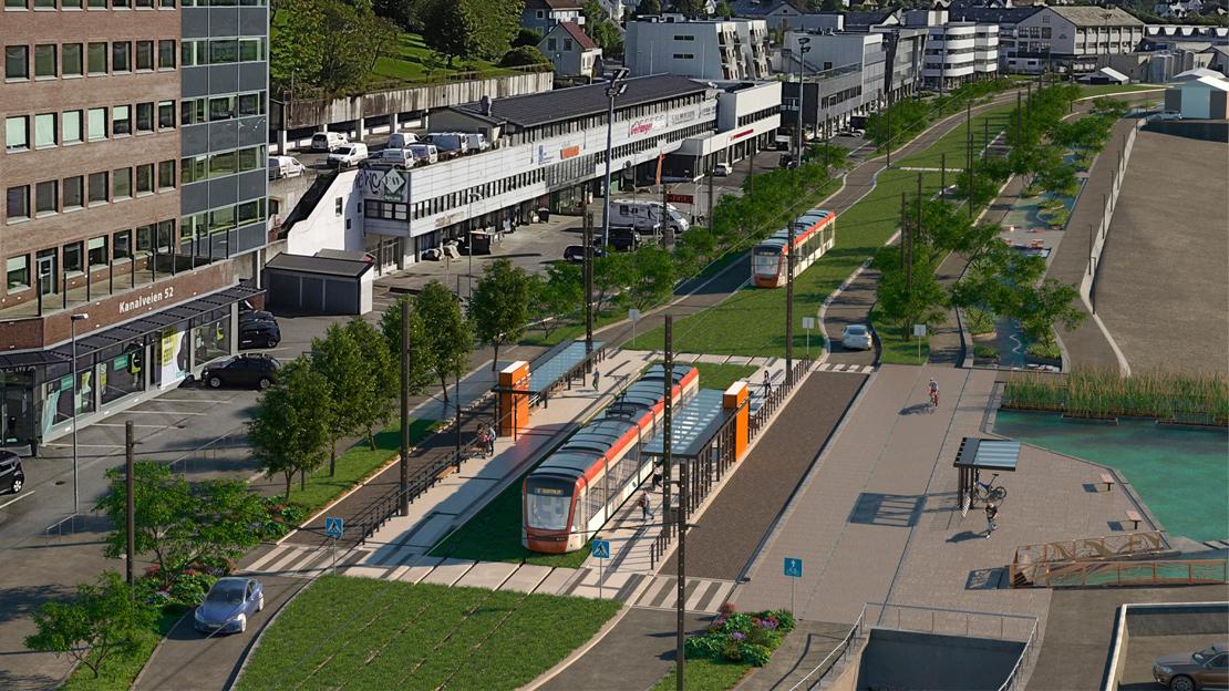 Portugisisk firma skal bygge bybanesporene