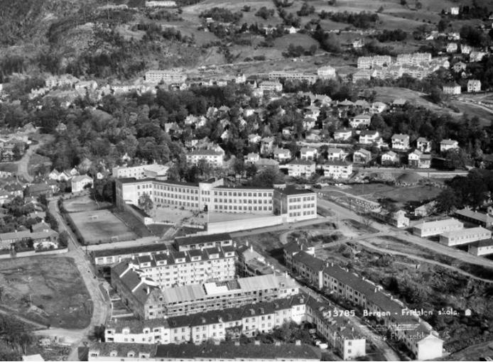 Fridalen en oktoberdag i 1948