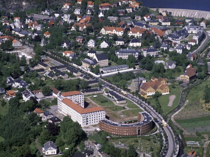 Milde gaver betalte Bergens mest særegne bygg