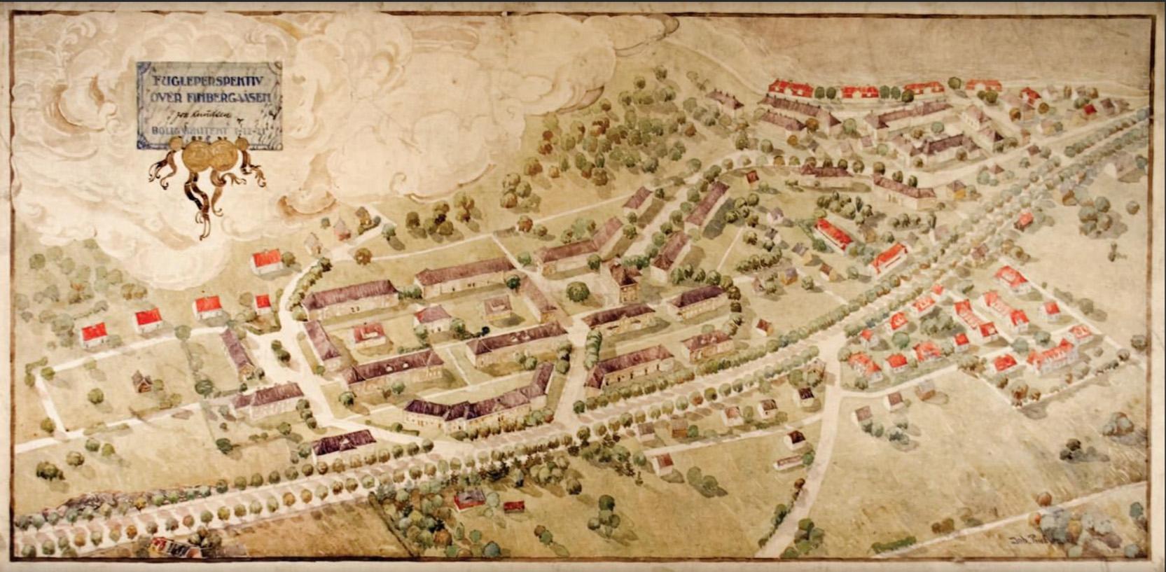 Hundre år siden planene for selvbyggerkolonien i Finnbergåsen