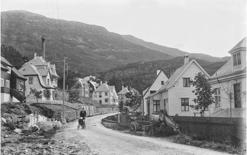 Får Ibsens gate idyllen fra 1920 tilbake?