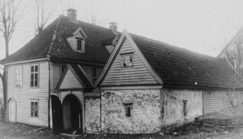 Rike bergensere bygget lyststeder i Kalfarveien