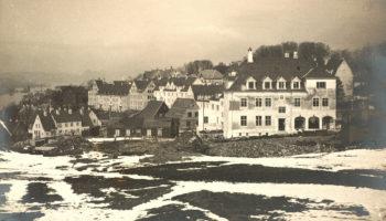 Pinnelien skulle utbygges med «moderne boliger for mindre bemidlede»