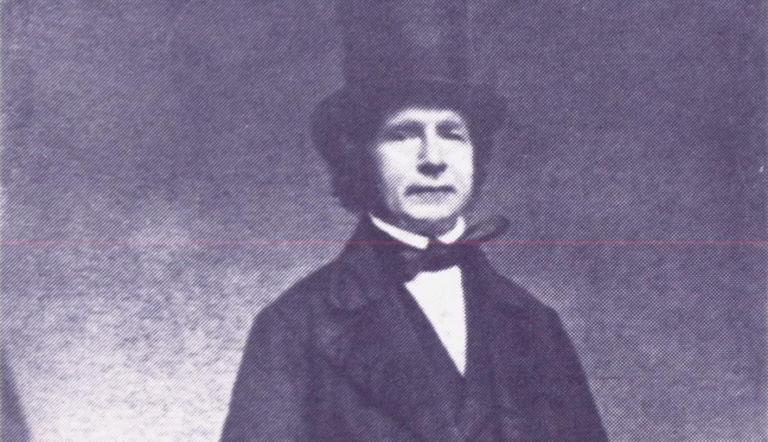 Torkel ble den første læreren på Årstads eldste skole