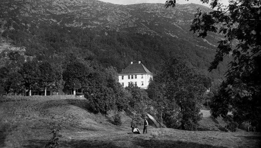 Rapport fra 1779: Årstad en bygd uten trær, flotte gårder under Olrikken, Soleimsbygden fylt av steiner