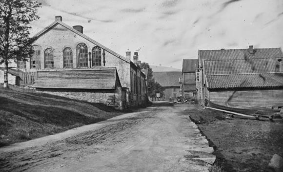 Salg av vin ga penger til å starte Årstads eldste nålevende bedrift