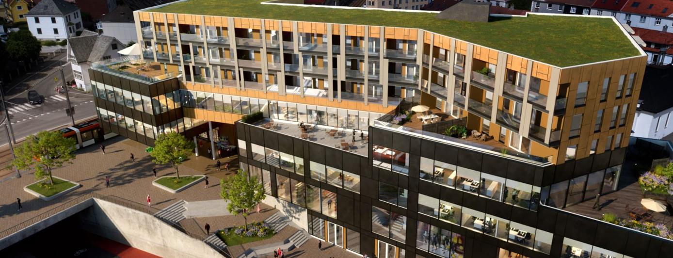 Stor rift om nye boliger i Årstad bydel