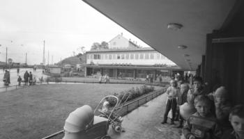 Brennevinspenger og bergensernes slendrian ga Landås landets mest moderne bibliotek